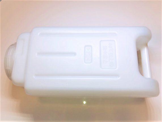 パナソニック加湿器の給水タンク