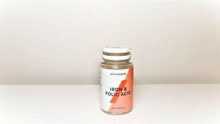 マイプロテイン 鉄分&葉酸一定金額以上購入で無料で選べる